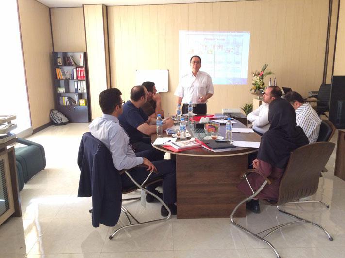 برگزاری کلاس آموزش مبانی هوای فشرده